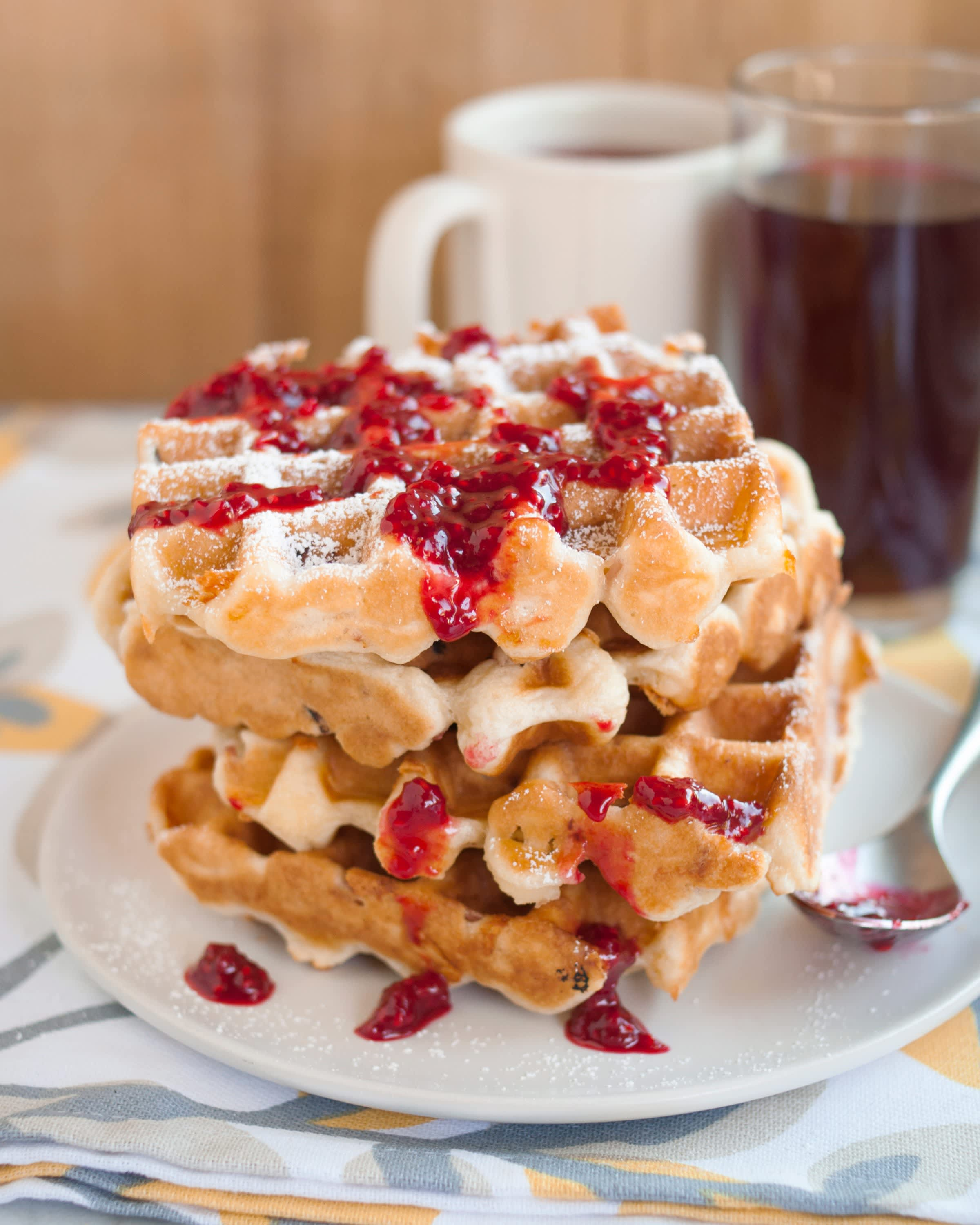 8 Surprising Things You Can Make In A Waffle Iron