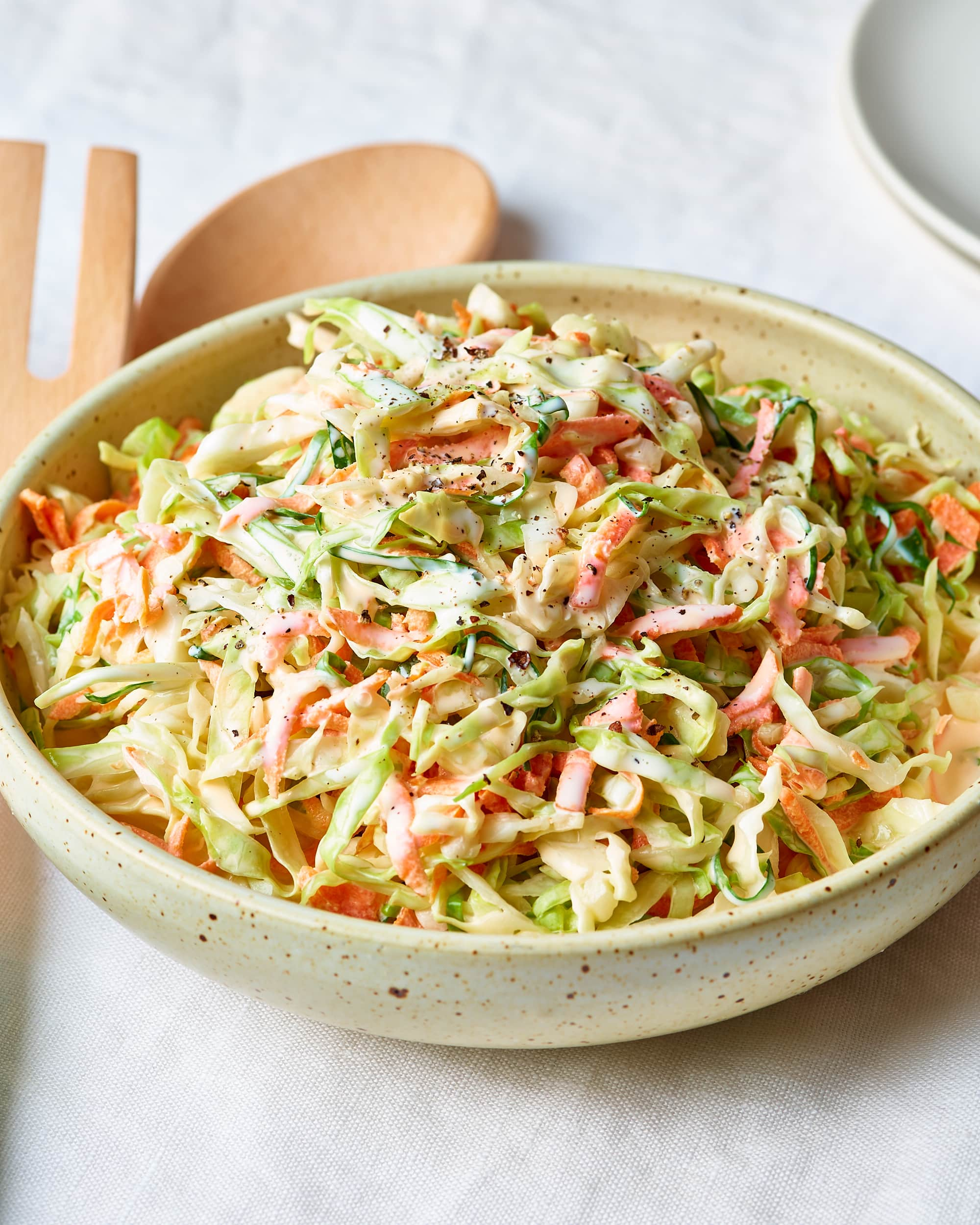 10 Easy Cole Slaw Recipes And Other Cabbage Recipes: How To Make Classic Creamy Coleslaw - Recipe