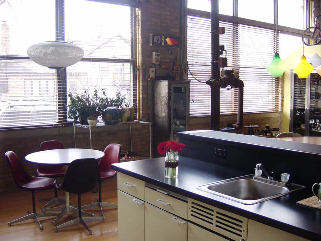 House Tour: Shannon and Emmett's From Factory to Family: gallery slide thumbnail 4
