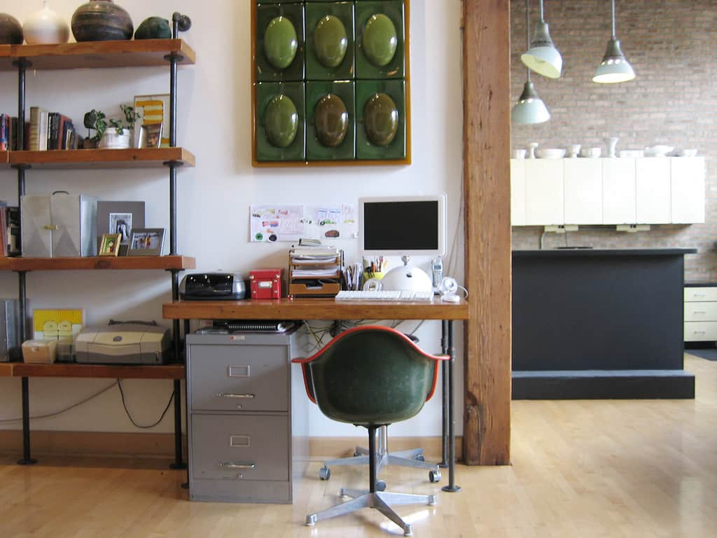 House Tour: Shannon and Emmett's From Factory to Family: gallery slide thumbnail 10
