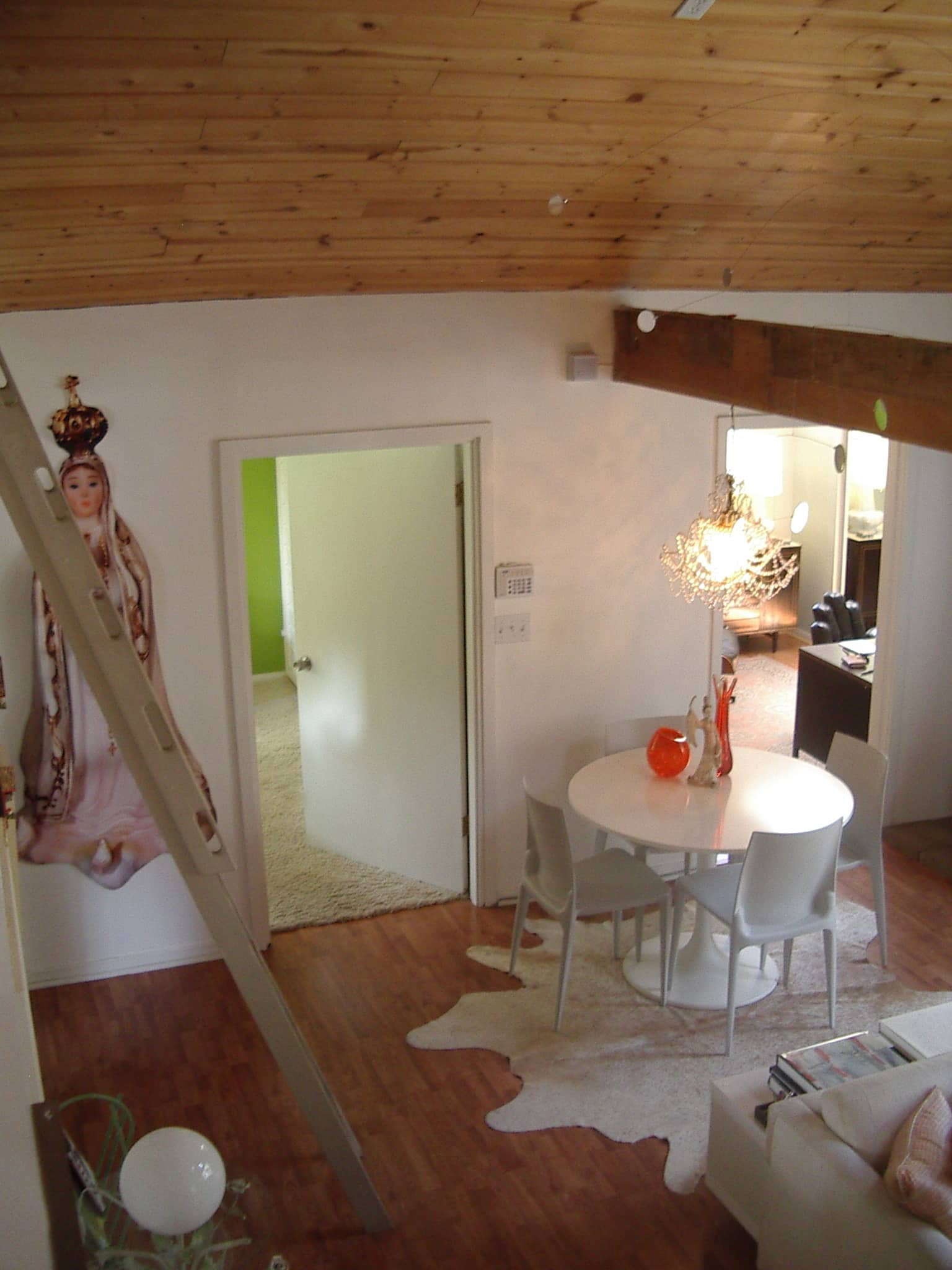 Good Questions: How To Paint This High Ceilinged Room?: gallery slide thumbnail 13