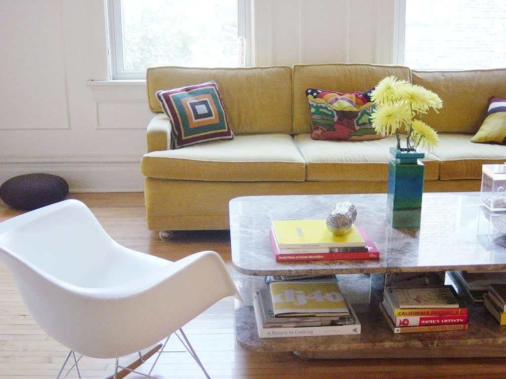 House Tour: Dana's Sunny Logan Square Apartment: gallery slide thumbnail 28
