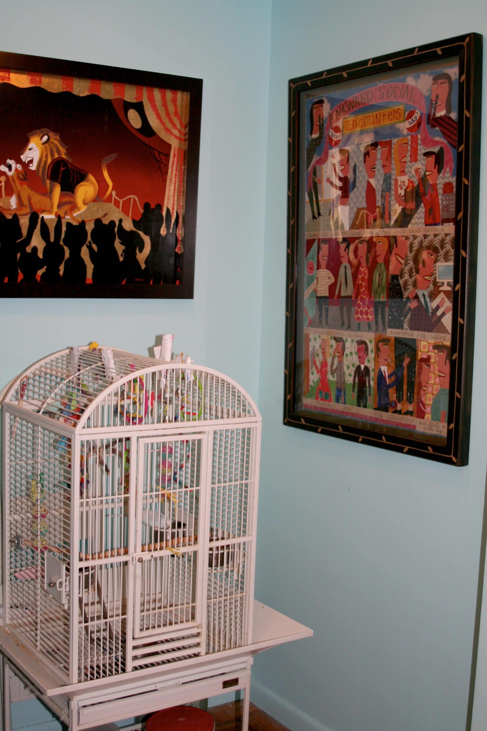 House Tour: Dixie's Bluebird Manor: gallery slide thumbnail 33