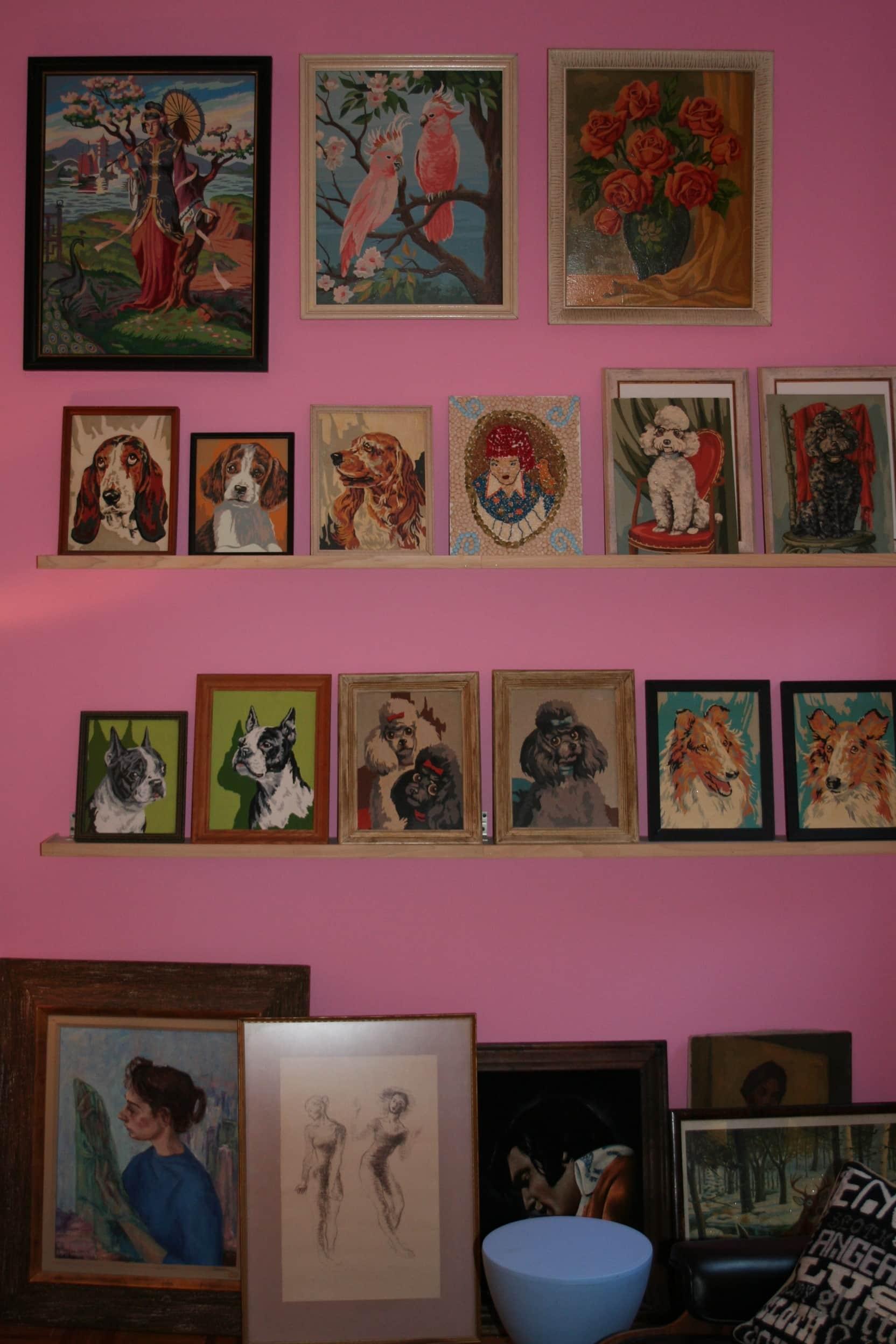House Tour: Dixie's Bluebird Manor: gallery slide thumbnail 21