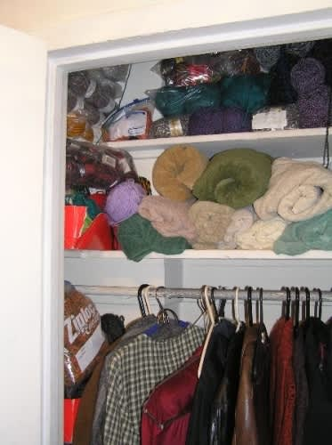 NY House Tour: Phyllis' Long Term Jewel of a Studio: gallery slide thumbnail 3