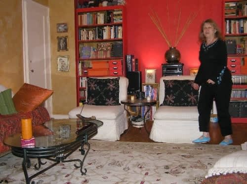 NY House Tour: Phyllis' Long Term Jewel of a Studio: gallery slide thumbnail 5