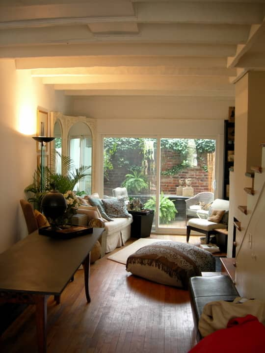 DC House Tour: Polly's Pomander Walk House: gallery slide thumbnail 11