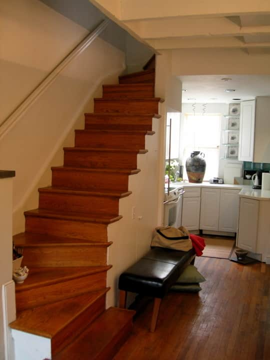 DC House Tour: Polly's Pomander Walk House: gallery slide thumbnail 19