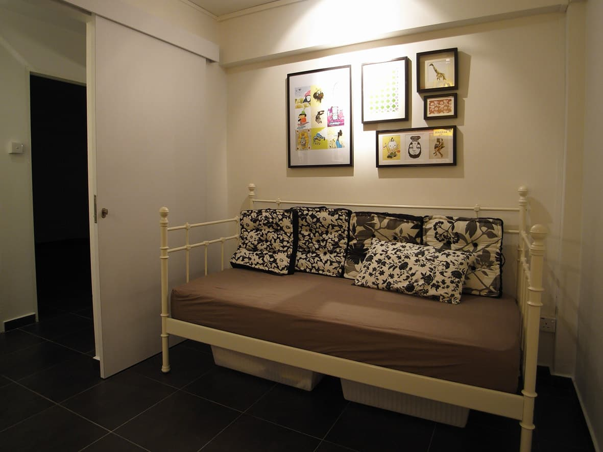 AT Asia House Tour: Jerry & Catherine's Small Space Style: gallery slide thumbnail 1