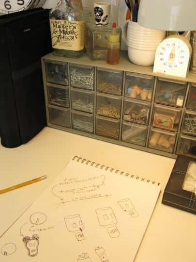 Open Studio: Derik's Clay Candyland: gallery slide thumbnail 14