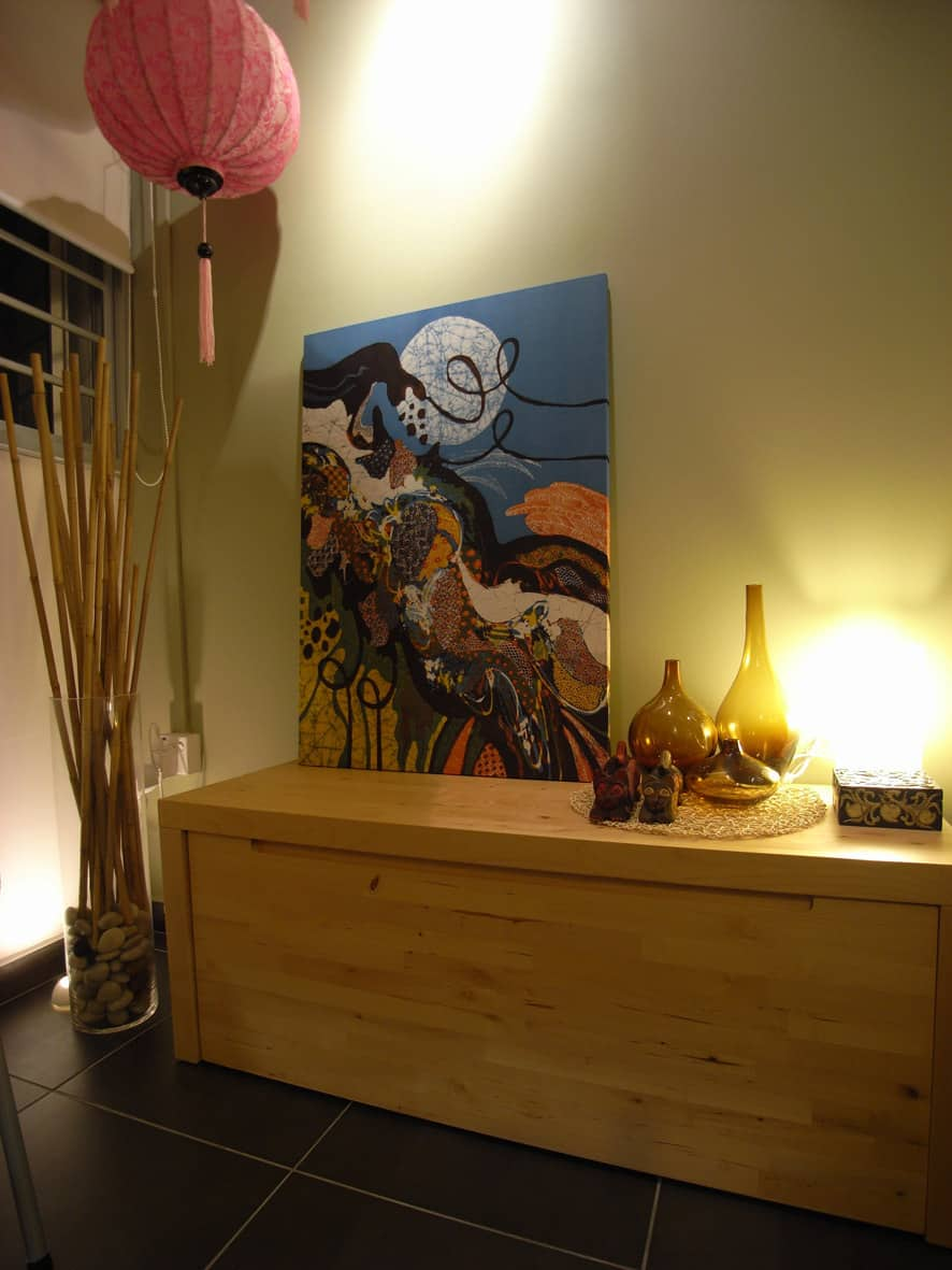 AT Asia House Tour: Jerry & Catherine's Small Space Style: gallery slide thumbnail 9
