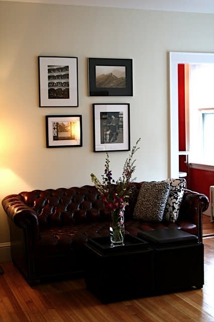 Boston House Tour: Dee's First Apartment – A Study in Details: gallery slide thumbnail 24
