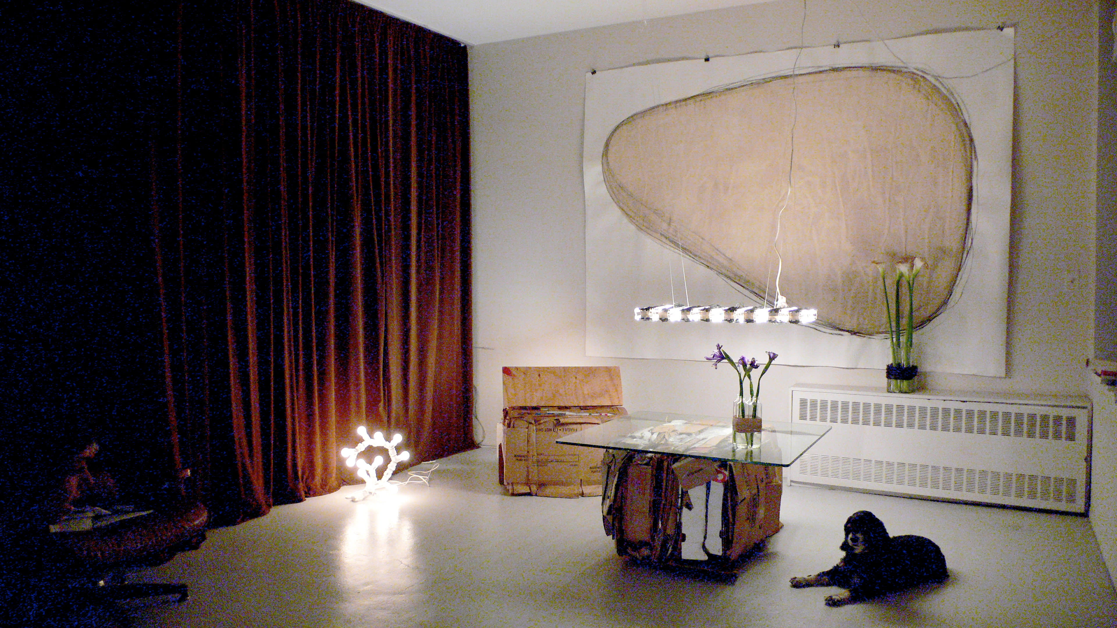 NY House Tour: Axel and Silvia on a Long Stopover: gallery slide thumbnail 23