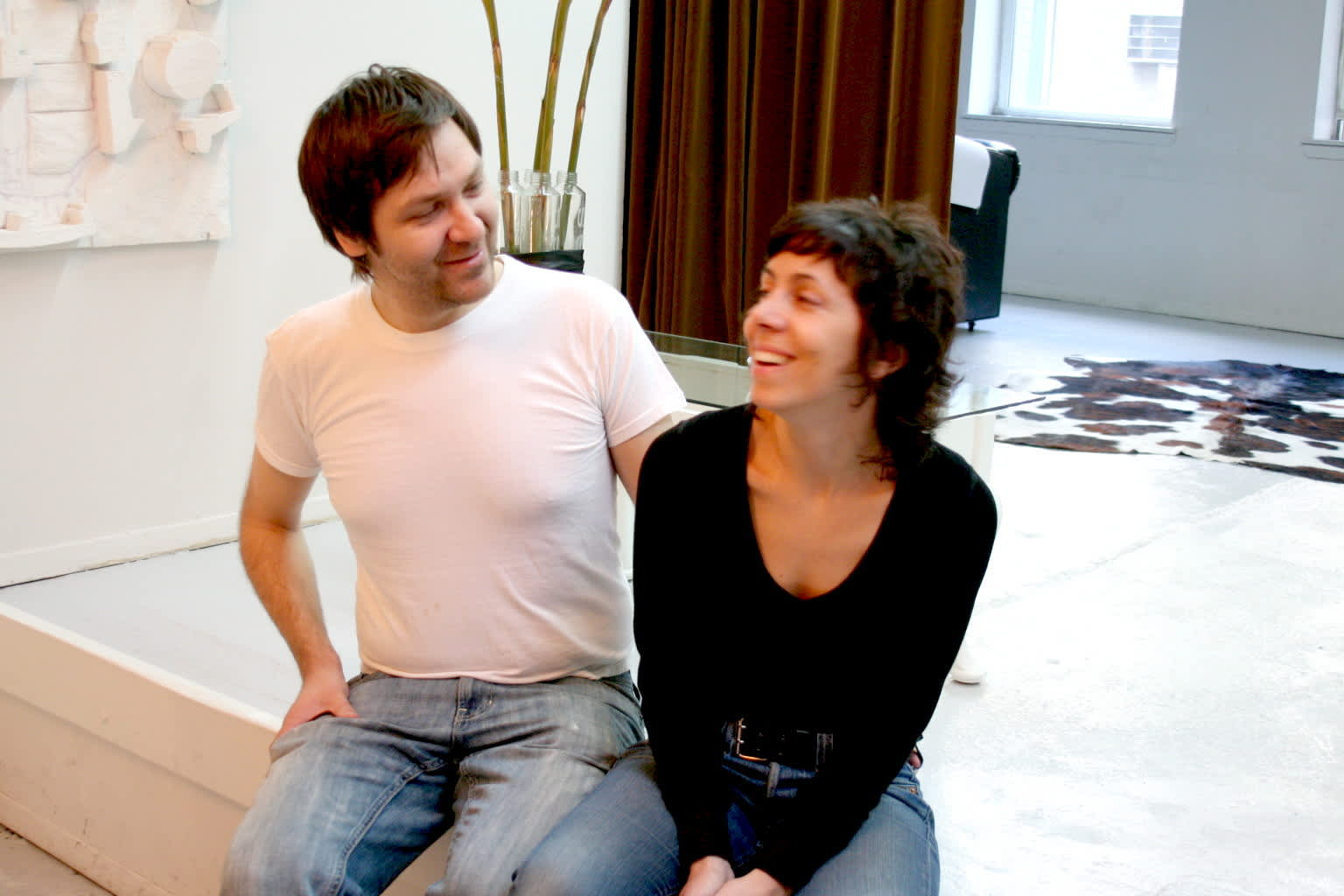 NY House Tour: Axel and Silvia on a Long Stopover: gallery slide thumbnail 7