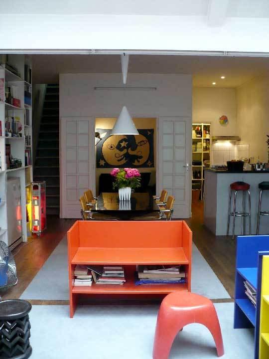House Tour: Chez Patrick & JulianParis, France: gallery slide thumbnail 20