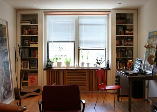 Close-Up: Katy's Tidy Brooklyn Home Office: gallery slide thumbnail 2