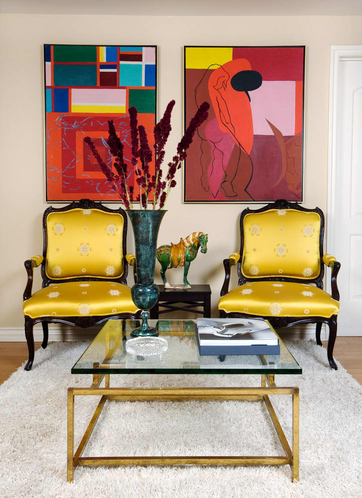 LA House Tour: Lindsey's Perfected Sophistication: gallery slide thumbnail 24