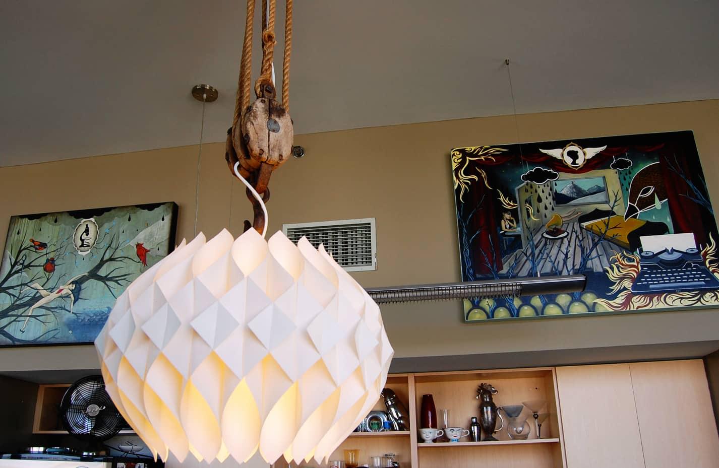 LA House Tour: Anne & Jacob's Curiosity Shop Meets MidCentury Modern: gallery slide thumbnail 33