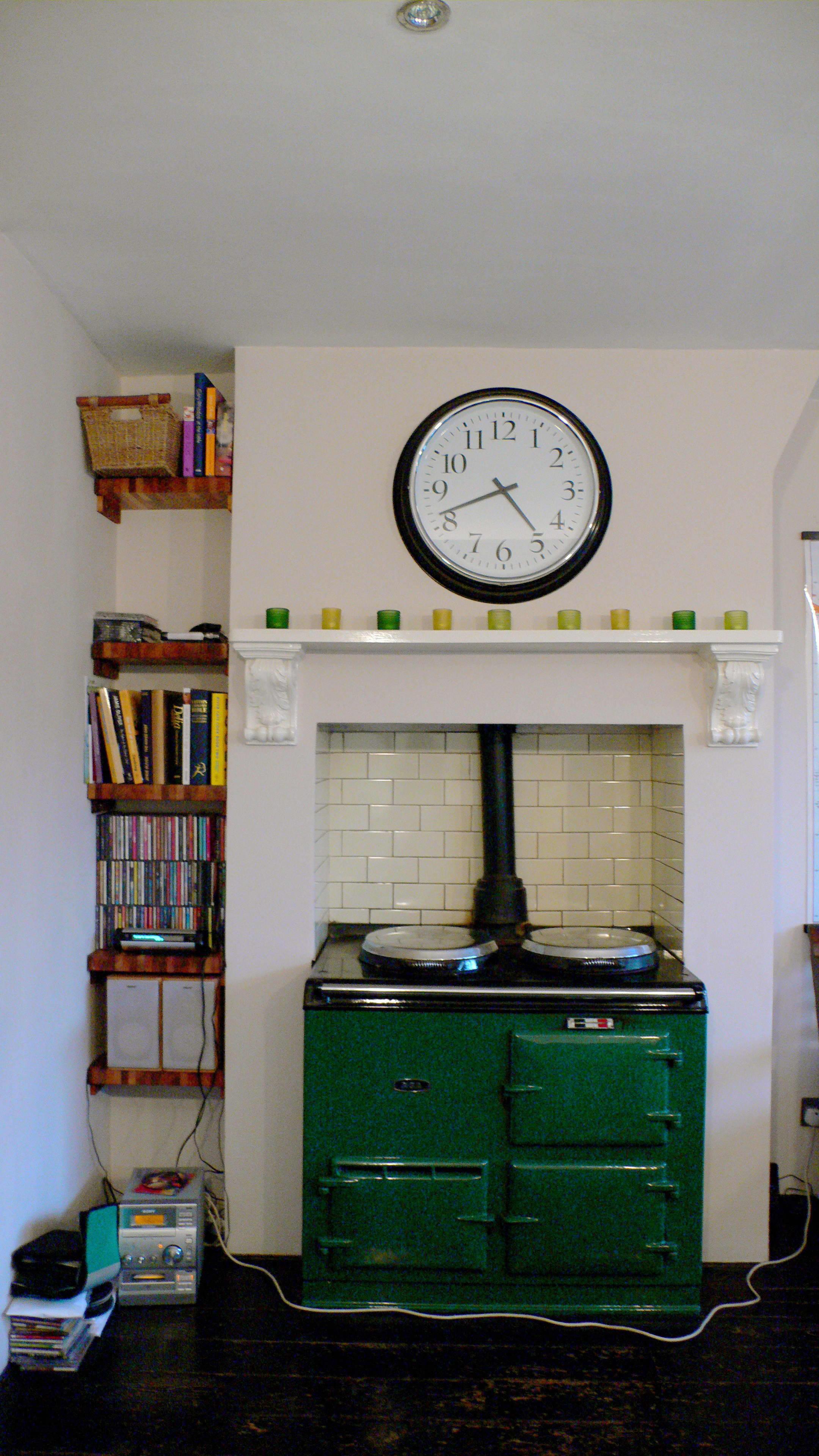 House Tour: Liz's South African DenLondon, England: gallery slide thumbnail 12
