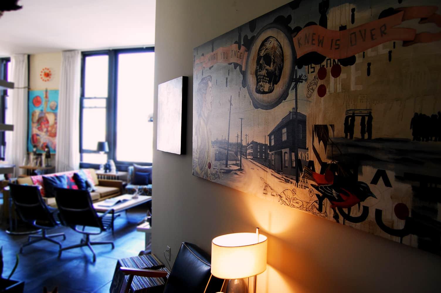 LA House Tour: Anne & Jacob's Curiosity Shop Meets MidCentury Modern: gallery slide thumbnail 17