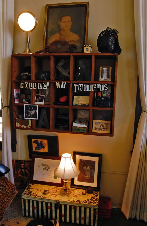 LA House Tour: Anne & Jacob's Curiosity Shop Meets MidCentury Modern: gallery slide thumbnail 36