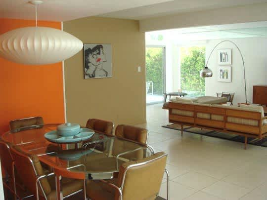LA Mini-House Tour: Michael's Modern 1955 Home: gallery slide thumbnail 7