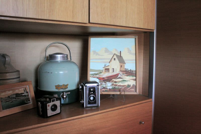 Green Tour: Malena and Graham's Shrine to '59: gallery slide thumbnail 25