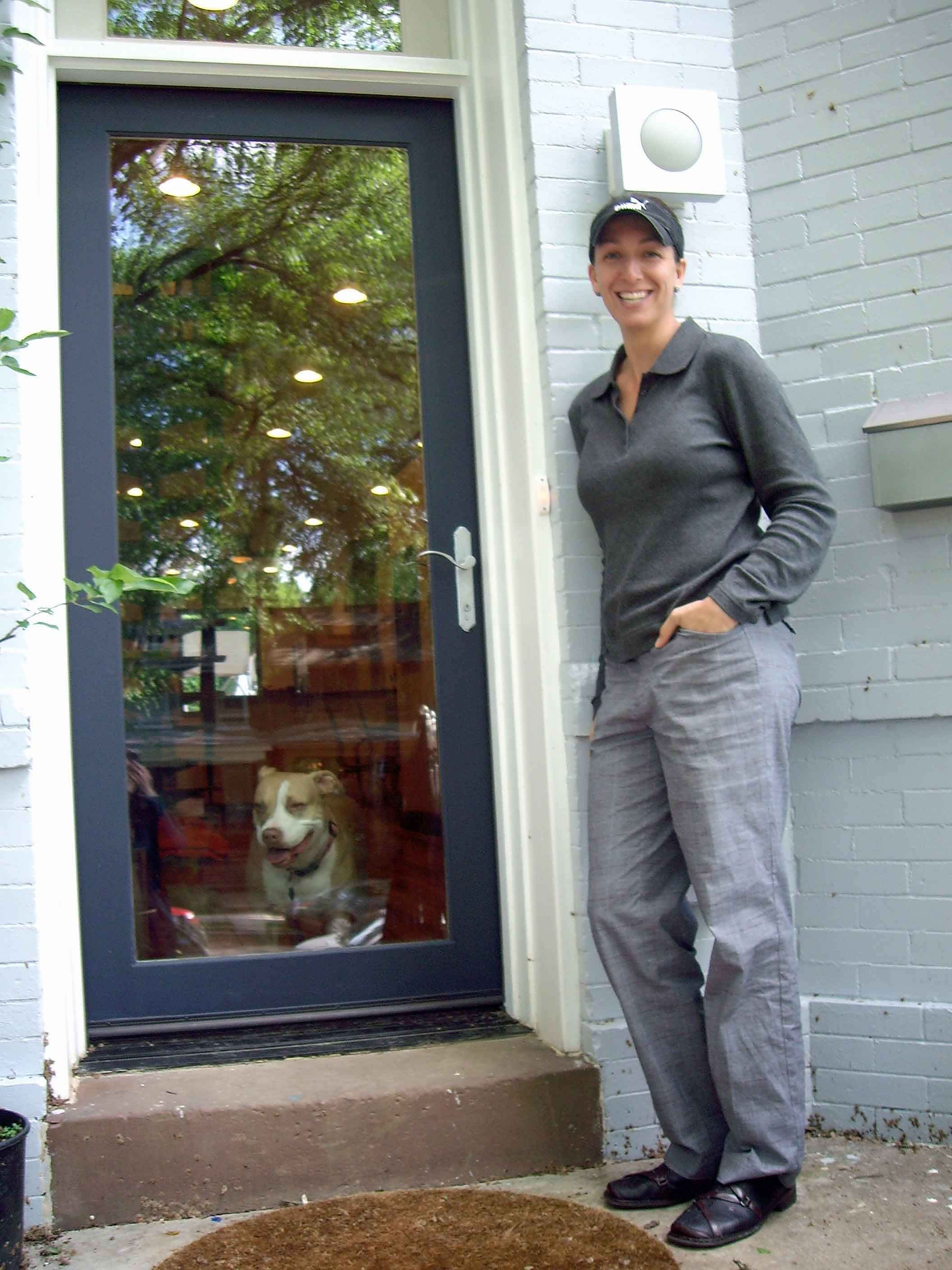 House Tour: Amy's Green House Goes Platinum: gallery image 21