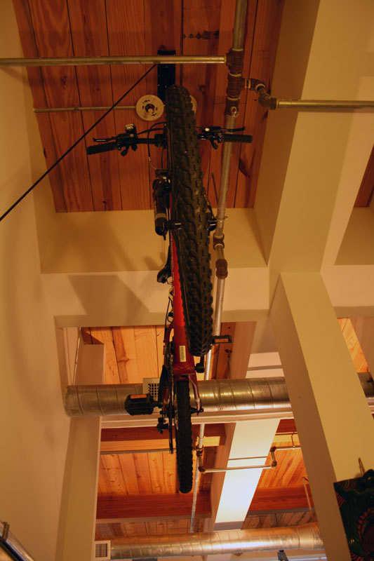 House Tour: Melinda's Colorful Quincy Loft: gallery slide thumbnail 9