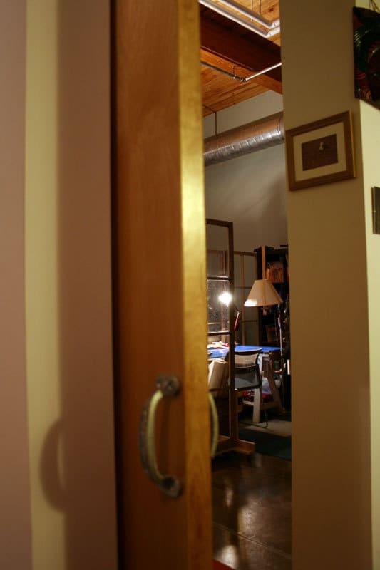 House Tour: Melinda's Colorful Quincy Loft: gallery slide thumbnail 3
