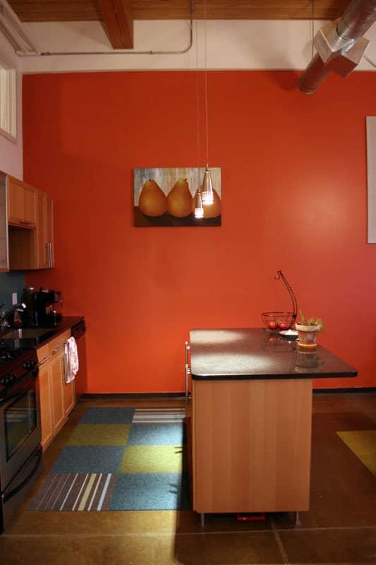 House Tour: Melinda's Colorful Quincy Loft: gallery slide thumbnail 21