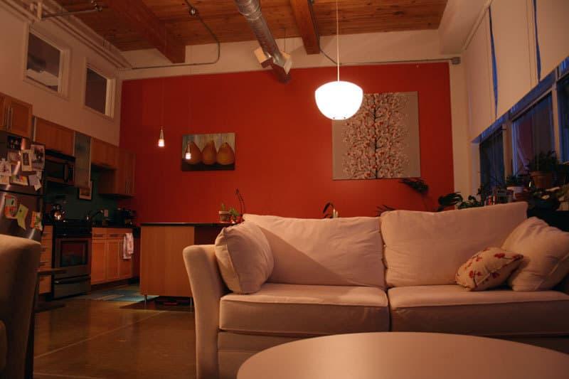 House Tour: Melinda's Colorful Quincy Loft: gallery slide thumbnail 15