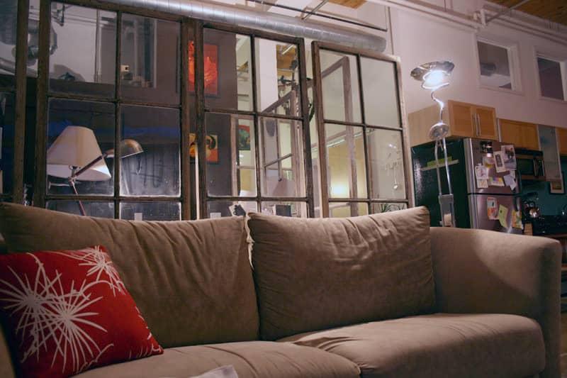 House Tour: Melinda's Colorful Quincy Loft: gallery slide thumbnail 11