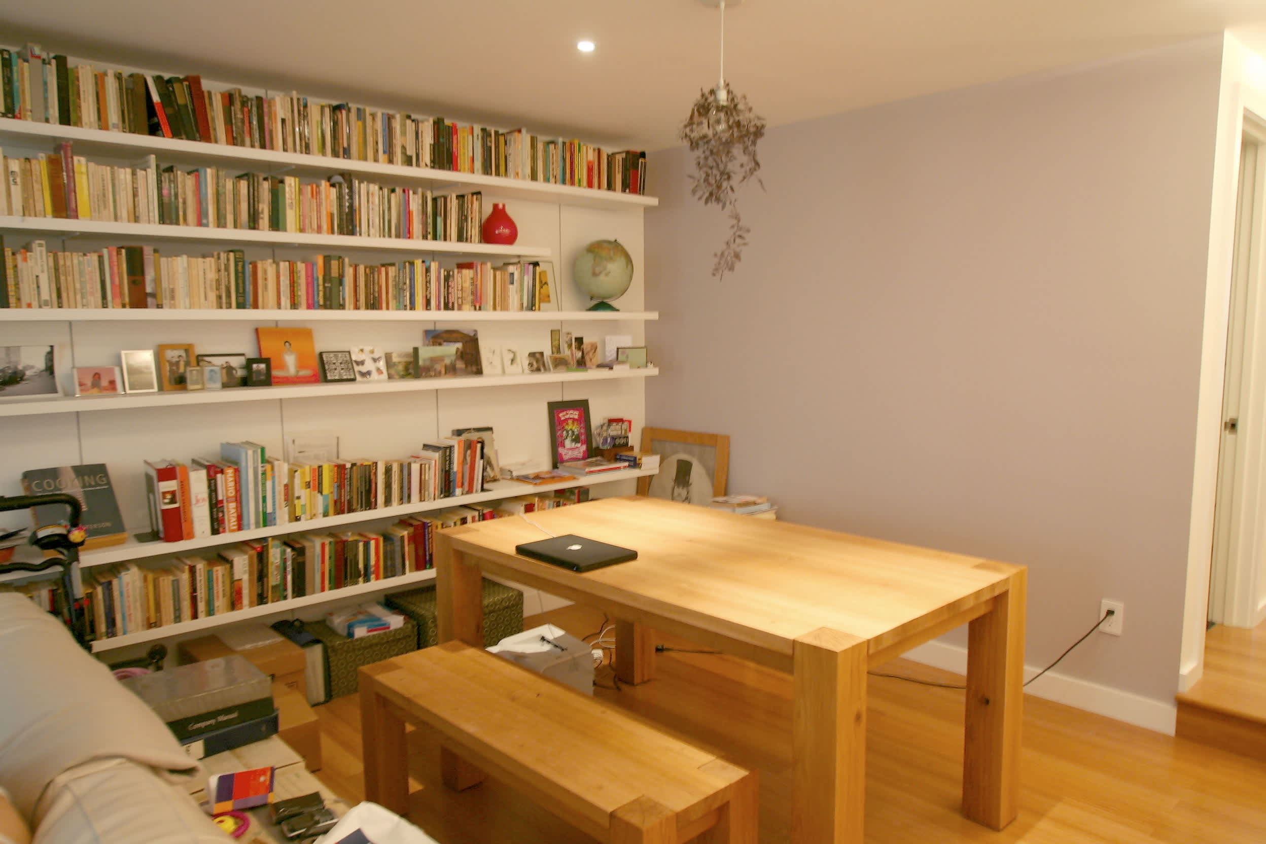 House Tour: Lucinda and Nicholas' Transformed Tenement: gallery slide thumbnail 3