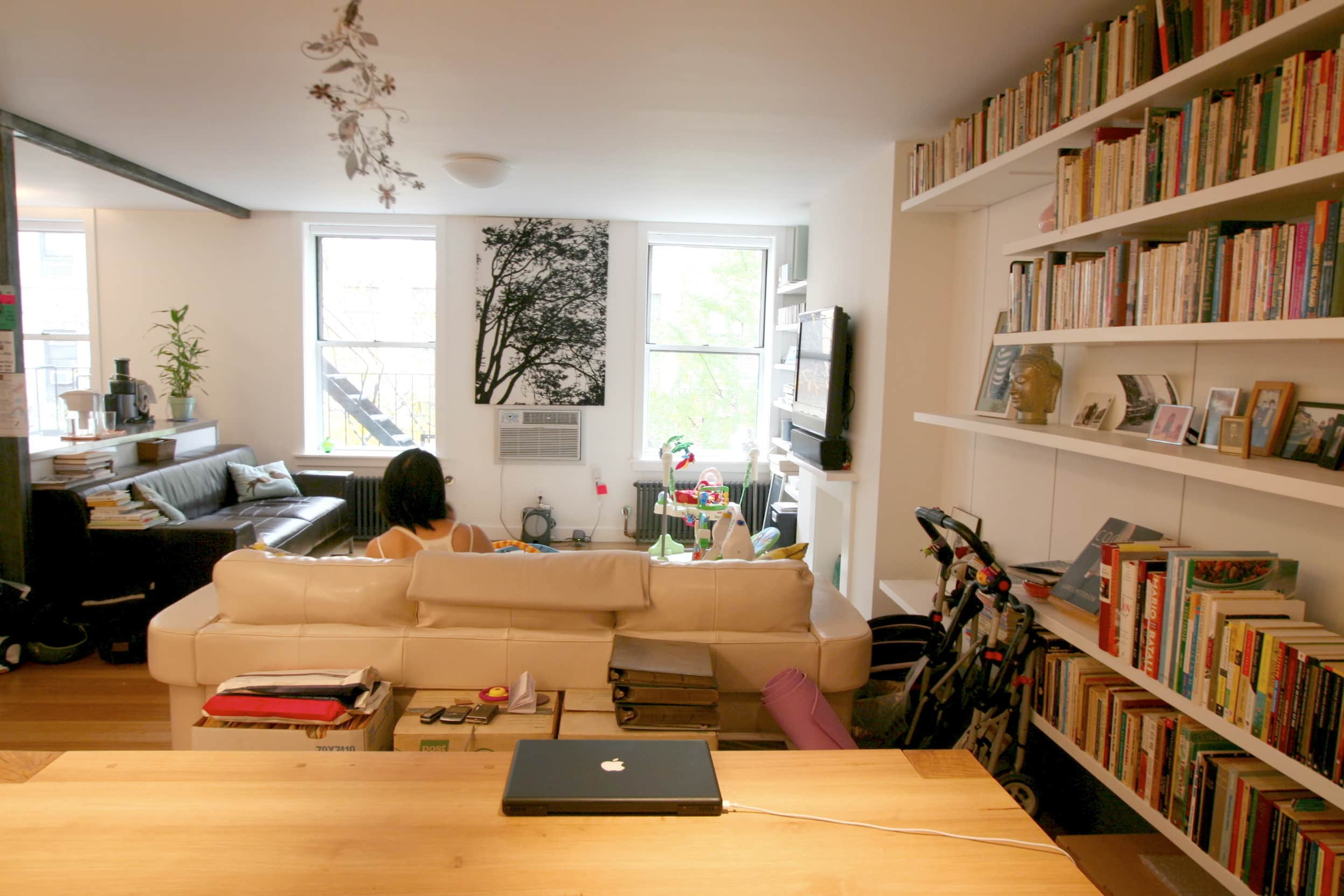 House Tour: Lucinda and Nicholas' Transformed Tenement: gallery slide thumbnail 37