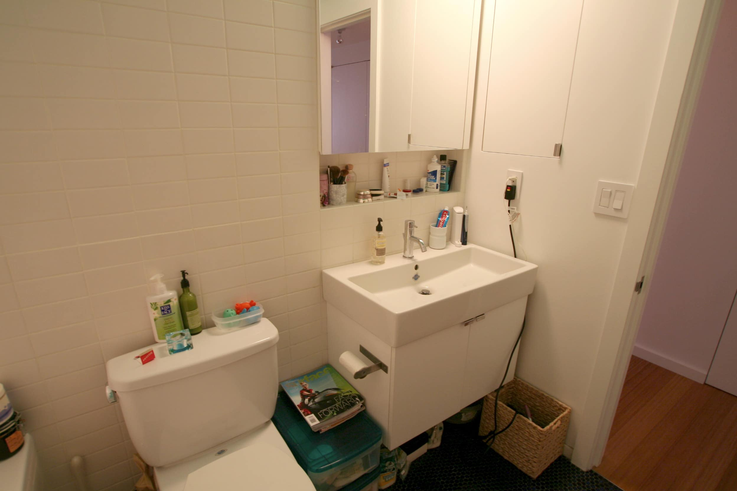 House Tour: Lucinda and Nicholas' Transformed Tenement: gallery slide thumbnail 26