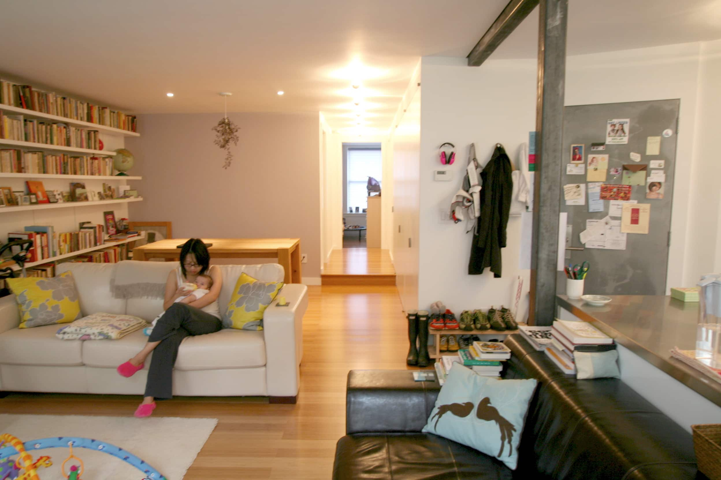 House Tour: Lucinda and Nicholas' Transformed Tenement: gallery slide thumbnail 21