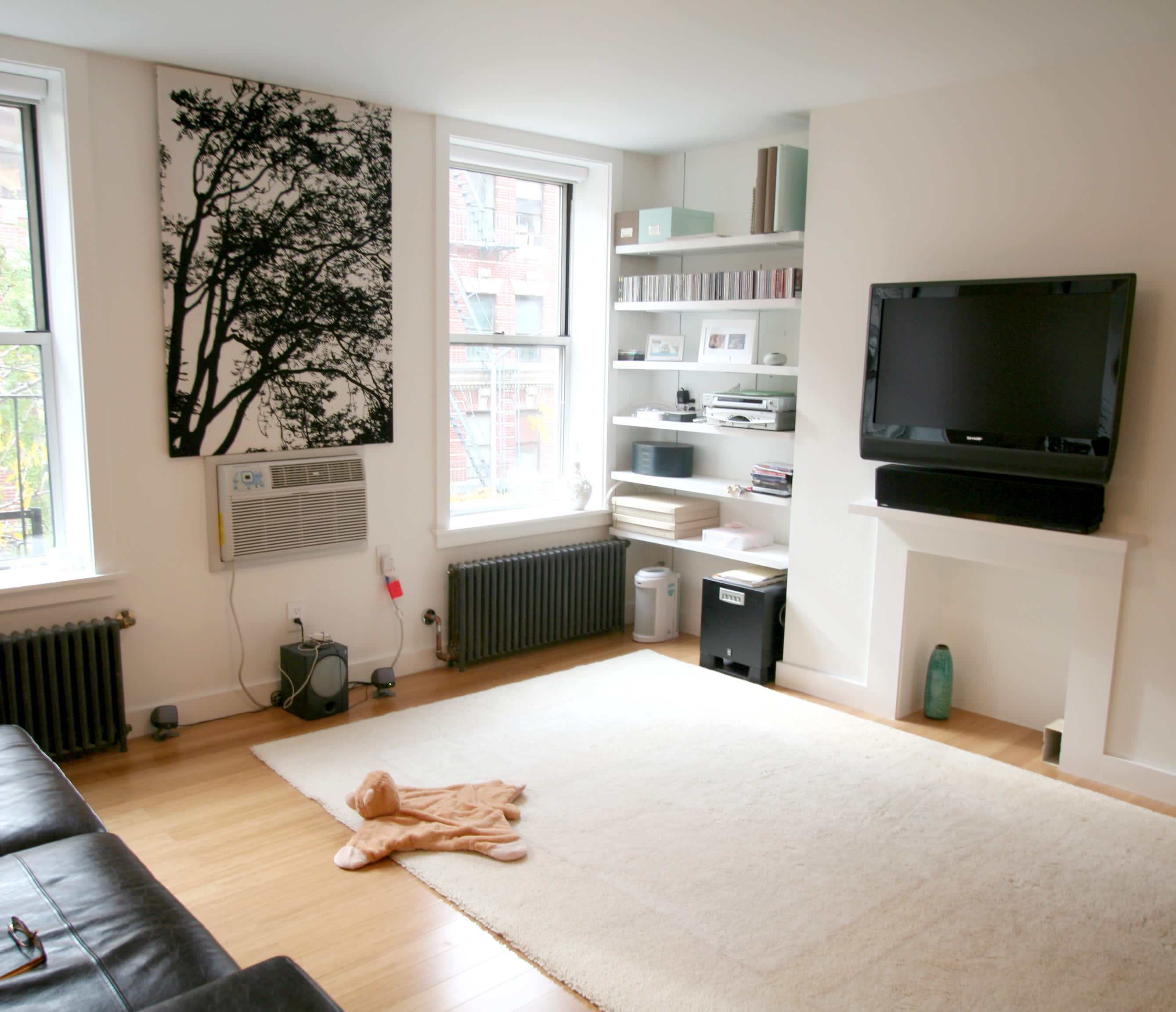 House Tour: Lucinda and Nicholas' Transformed Tenement: gallery slide thumbnail 10