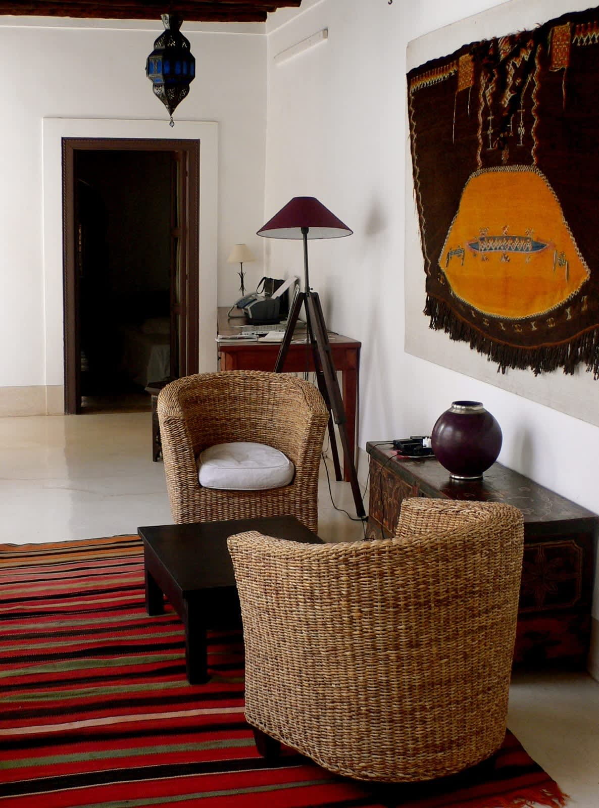House Tour: Oliver's Moroccan Riad: gallery slide thumbnail 8