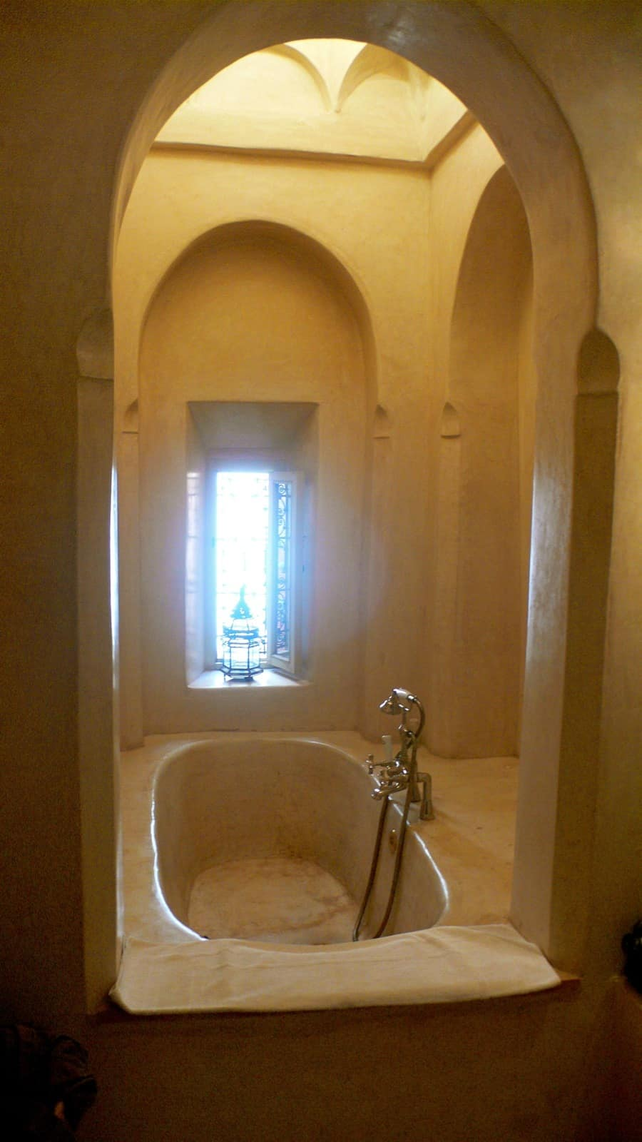 House Tour: Oliver's Moroccan Riad: gallery slide thumbnail 1