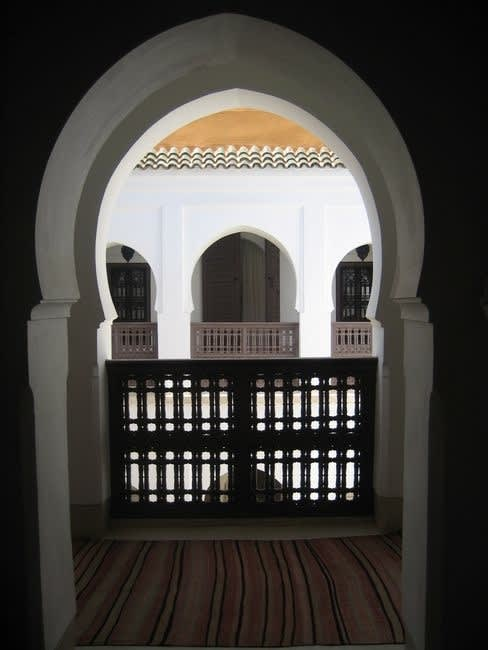 House Tour: Oliver's Moroccan Riad: gallery slide thumbnail 11