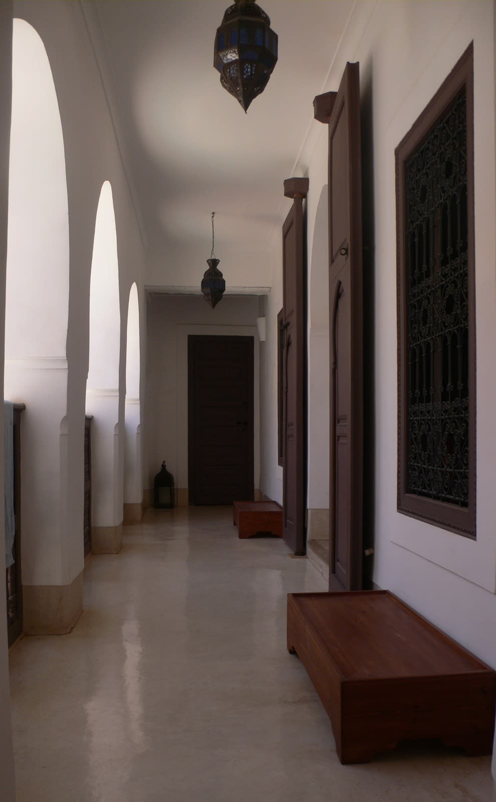 House Tour: Oliver's Moroccan Riad: gallery slide thumbnail 24