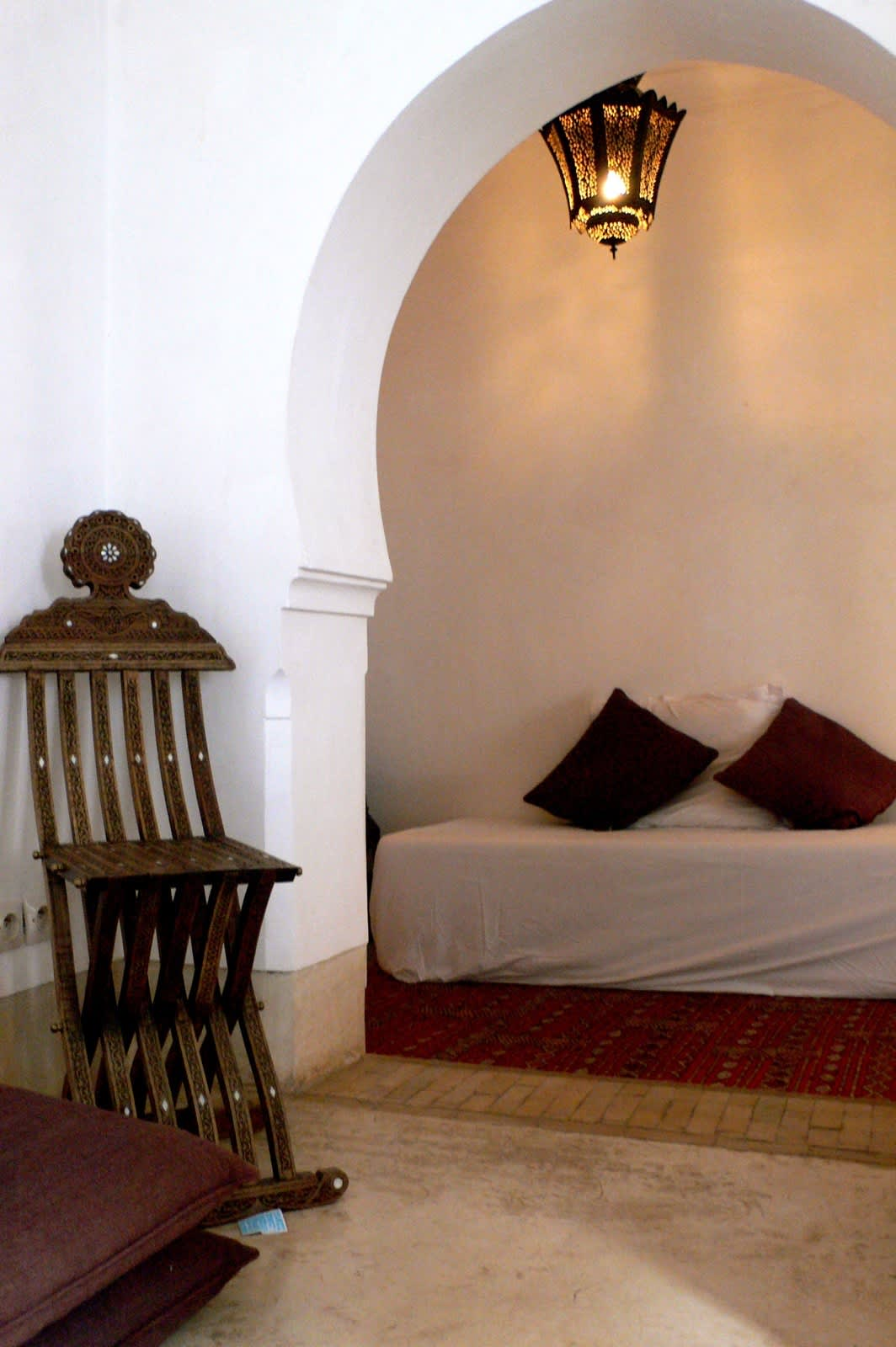 House Tour: Oliver's Moroccan Riad: gallery slide thumbnail 16