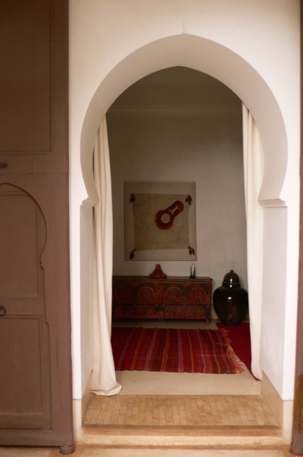 House Tour: Oliver's Moroccan Riad: gallery slide thumbnail 6