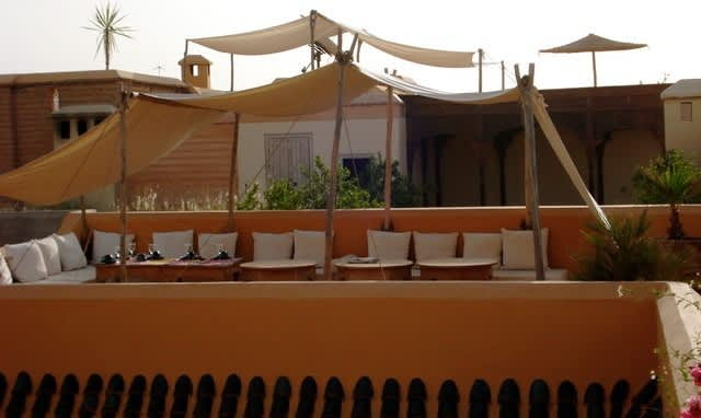 House Tour: Oliver's Moroccan Riad: gallery slide thumbnail 20