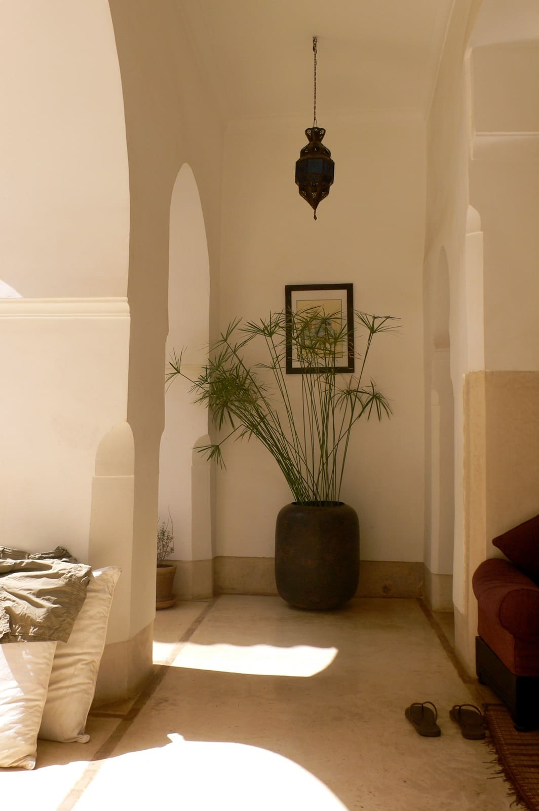House Tour: Oliver's Moroccan Riad: gallery slide thumbnail 4