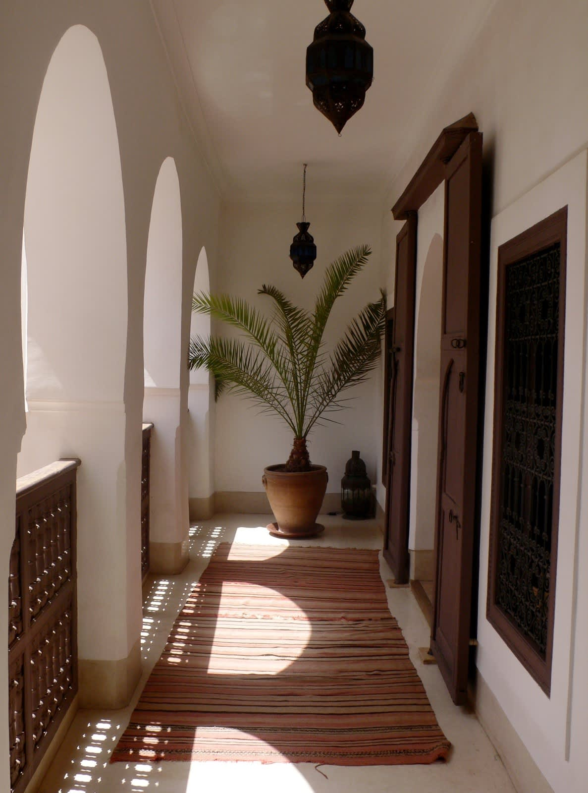 House Tour: Oliver's Moroccan Riad: gallery slide thumbnail 13