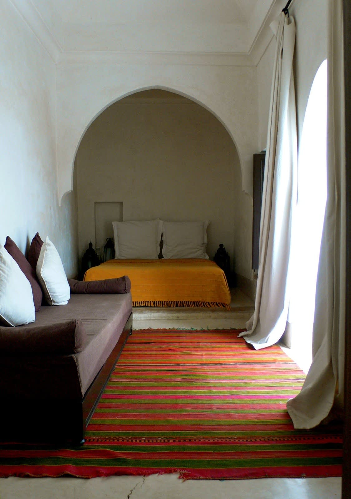 House Tour: Oliver's Moroccan Riad: gallery slide thumbnail 14
