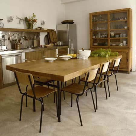 Rustic Cooking and Dining From Marie Claire Maison: gallery slide thumbnail 4