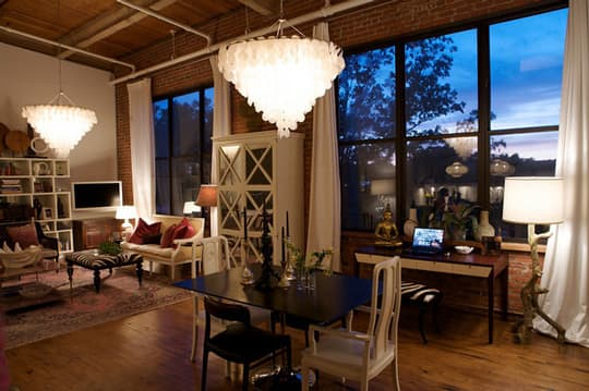 House Tour: Heather's Tobacco Warehouse Dream Loft: gallery slide thumbnail 8